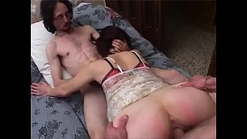 mechanic raped tv by Foursome with alina west