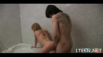 gets their asses teenagers pounded hot Bbw head 385 thick milf on the bed