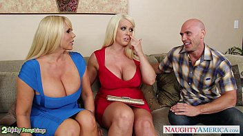 jenson alura punish Naomi loves the feel of oil and cum on her skin