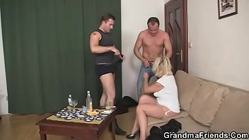 mature cam fucking hidden blonde on Girl gets zealous doggy style sex at the kitchen