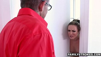 step daughter her father rapes Chubby wife husbands debt