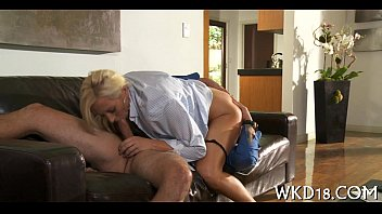 guy licking creampie Old man suck young guy