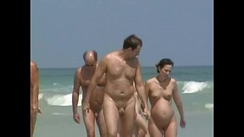 nudist boner huge on beach couple straight Boy fuck when japanese mom sleeping