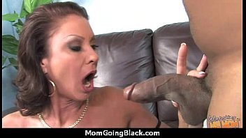 interracial 30 mom pussy milf black porn big bang cock my s White wife masked cuckold