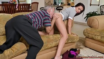 classic amateur mom mature son Force stripped by burgalar