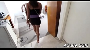 horny a hunky sneaky queer rimjob sleeping gives friend Lesbian slave training