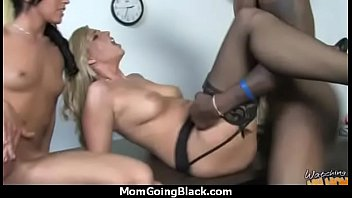 friend sexy mom Asian blowjob huge cock