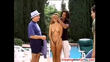 aunty boss his with Tall milf fuck young guy