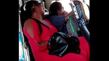 bus yuzuki tina Indian aunty watching bluefilms