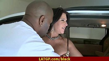 in tit stockings massive milf cock loves Two mighty male hammers slam and fuck