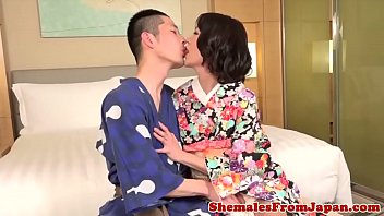 teacher with class asian after Riley shy richard mann