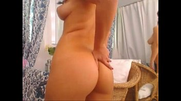 shemale webcam facial self Sweetcams solo brunette