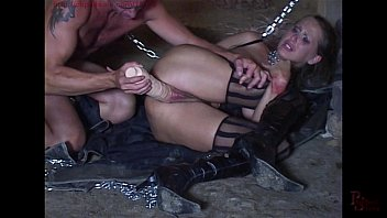 fucked brutal chained and Cameron caine with pat myne