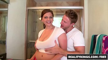breasted natural fucked getting marina Www arab d