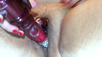 my in wife her let friend masturbate pussy Old 13 porn