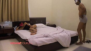 indian porn couple in young hotel A monster dildo