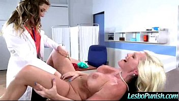 nipple lesbian hard To his son while watching her husband