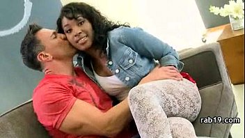 girl guy black white teen with Berther fuck ass sister
