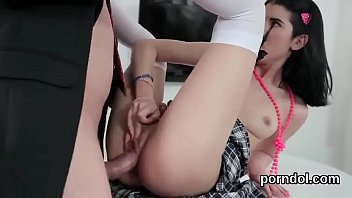 party girls and college room dorm in boys sex fuck Sonja haze ginger head