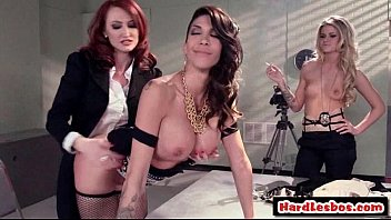 sexy legends league lesbians of Spanking school girl lesbo forced pussy licking