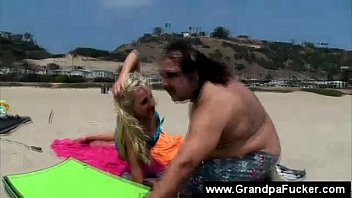 beach naked girls Mom daughter father fuck