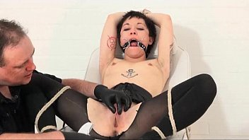 pierce marshall and Horny schoolgirl whore grants her constricted twat a taste of some coaches rod