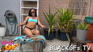 black sexy girl Anal gaping teen rocco
