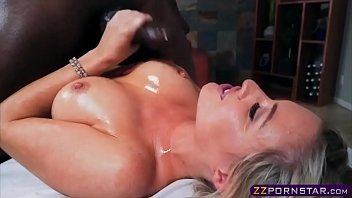 bbc husband huge take cuck forced to Wife bj fuck cum on ass
