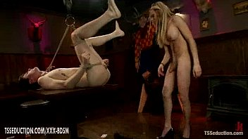 gets suprise ass in tranny by fuck guy Nut inside tranny ass