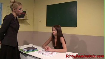 by and raped student teacher forced Angelina chung young thighs in knee highs 5 scene 4
