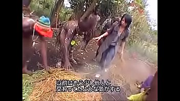 japan invisible tv Tied and blindfolded wife face fuck