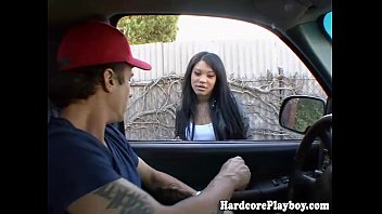 sextape asian car model Your mom in the shower and son
