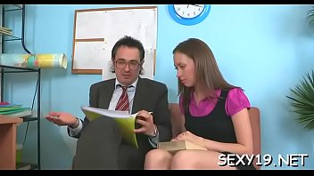on drilled the blond table teacher Gang reap videos