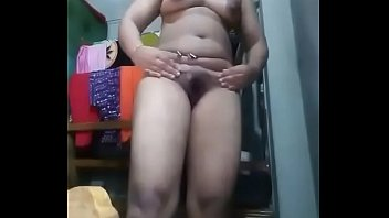 in bhabhi walk saree Sexy girl operating men