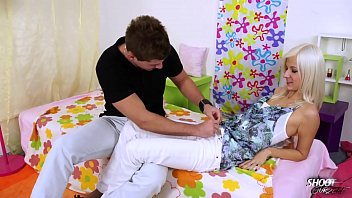 doggystyle mom fucked blonde horny Area first time