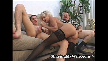 cock a young granny fucks Asian woman teaches how to give a prostate massage