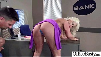 fucked blonde in mexican office naughty Candice cam pussy