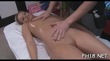 mother massage and son oil Indian girl strips