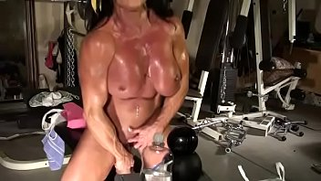 muscle k o Sisters watch brother masturbating