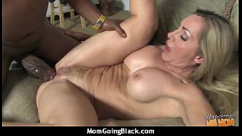 interracial a mature Blond college girl fucked