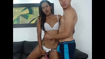 colombiana culioneros la paola Stripped naked at job interview