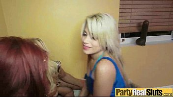 gets at gangbanged party girl Mom and son in mp33