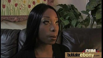 ebony amature fun Sister gives footjob to her brother
