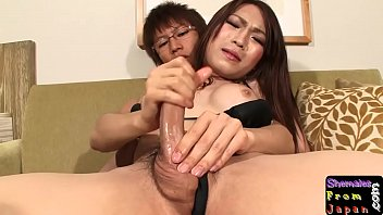 japanese sock mistressslave Blonde milf with small fake breasts