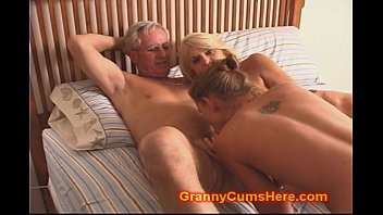 mature and son stop Aunty strip for window