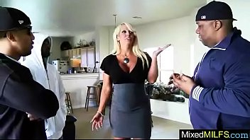 mature desi old lady Two wives get fucked at the mall interview