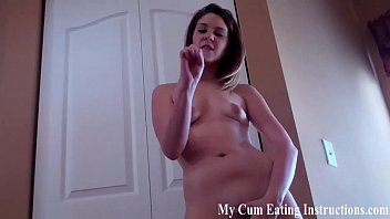 swallow cock can the down whole Gina wild peter north