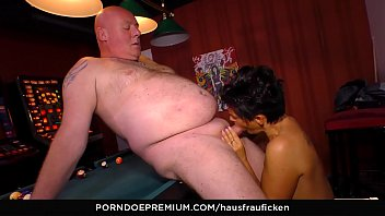 shemale cum eating compilation cougars Little old white man fuck big angry black woman